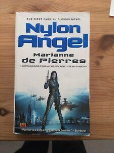 Parrish Plessis: Nylon Angel by Marianne de Pierres (2005, Paperback)