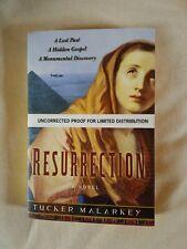 RESURRECTION BY TUCKER MALARKEY 2006  ARC/Proof
