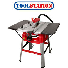 Einhell 2025 2000W 250mm Table Saw & Stand 230V