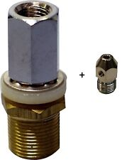 """3/8"""" STUD MOUNT HF AND CB ANTENNA AERIAL WHIPS PLUS WHIP ADAPTER 3/8"""