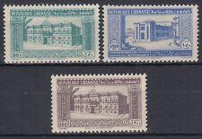 Libanon Lebanon 1943 ** Mi.268/70 Unabhängigkeit Independence Parlament