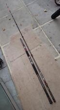 "Daiwa powermesh uptide 9ft6"" 4-10oz   fishing rod  used mint condition"