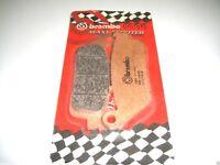 Pastillas de Freno Trasero Brembo Sinter 07075XS Kymco Xciting AF1 ABS 500 2012