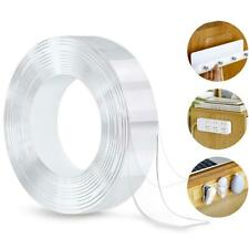 New listing Transparent Magic Nano Tape Washable Reusable Double-Sided Tape Multipurpose