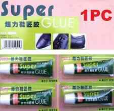 1PC Super Adhesive Glue Shoe Repair Tube Leather Rubber Strong Bond Fast TOOL