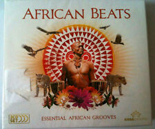 AFRICAN CAFE - ESSENTIAL AFRICAN GROOVES   3CD NEUF