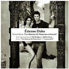 Etienne Daho les Chansons de L'Innocence Retrouvée 2013 Album CD Neuf/Scellé