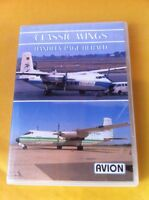 Avion NTSC Aviation DVD CLASSIC WINGS Handley Page Herald BRITISH AIRLINER