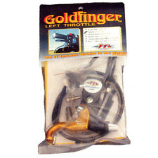NEW GOLDFINGER LEFT HAND THROTTLE KIT YAMAHA 007-1025 GF1025 FULL THROTTLE