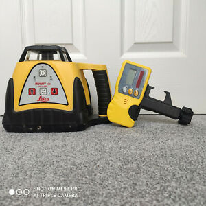 Recon. Leica Rugby 100 Self Levelling Laser Level | Calibrated, 3 Month Warranty