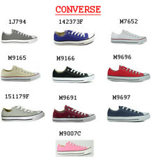 CONVERSE All Star Chucks Low Taylor Klassiker Sneaker 10xFARBEN
