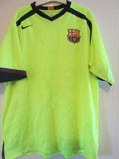Barcelona 2004-2005 Away camiseta de fútbol Talla Xxl / 35779