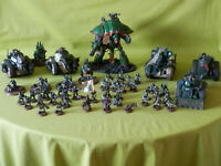 A2 WARHAMMER 40K PAINTED ASTRA MILITARUM ARMY - MANY UNITS TO CHOOSE FROM