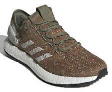 Adidas Hombre PureBoost Zapatillas Running Ligero Transpirable Zapatos Raw Caqui