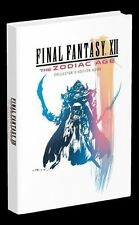 Final Fantasy XII: The Zodiac Age (Collectors Guide) 11 Jul HC 9780744018325 NEW