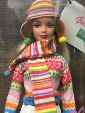 2003 Stockholm Benetton Barbie Doll.
