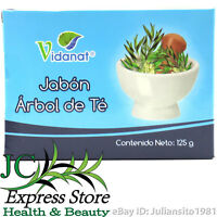 JABON DE ARBOL DE TE TEA TREE BAR SOAP TEA TREE 125 GR 4.40 OZ