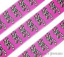 """High Quality 7/8"""" Browning Logo Printed Grosgrain Ribbon ~ Sold By The Yard"""