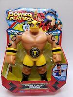 Zag Heroez Power Players Super Stretch Masko Action figure Battle sounds Free sh