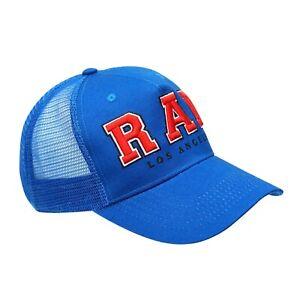 Chiccheria Brand Trucker Cap / Baseball Cap RAD Los Angeles blau NEU OVP