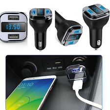 Car GPS Tracker Locator Dual USB Car Charger Real Time Tracking Device Detector