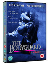 THE BODYGUARD SPECIAL EDITION KEVIN COSTNER WHITNEY HOUSTON UK REGION 2 DVD NEW