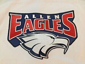 Allen Texas Eagles High School Hockey Club Sports Kobe Sportswear Size XL