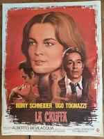 Plakat La Califfa Alberto Bevilacqua Romy Schneider Ugo Tognazzi 40x60cm