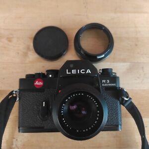 Leica R3 Electronic Con Summicron R 1:2/50