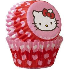 Hello Kitty Heart Valentine Mini Baking Cups 100 ct. from Wilton #7622 - NEW