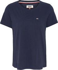 32703453/K113 TOMMY JEANS T-Shirt Gr.L dunkelblau NEU