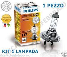 LAMPADA PHILIPS H7 VISION +30% DI LUCE 12V 55W (1 PEZZI) COD. 12972PRC1