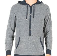 Volcom 14 Freight Hooded Sweater (S) Navy