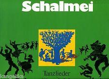 Schalmei--Unser Liederbuch--Tanzlieder--LP--
