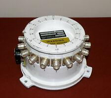 Military Commutator  Antennes 18xN 112-FAU.11OCK  SALE !!!