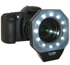 Zeikos Digital LED Macro Universal Ringlight  Fits Canon 60D 70D 5D 6D ZE-RL36AF