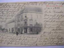 9605 Ak Neusalz ou Silésie Rue 16.4.1900 PC