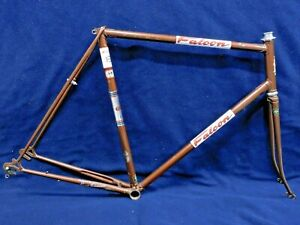 1970's Falcon Designed by Ernie Clements 61 x 57 cm Frame, Fork & Headset