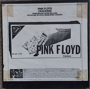 Pink Floyd Crackers Box Set Live at the the Hollywood Bowl September 1972