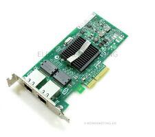 Intel pro/1000 PT de doble puerto servidor adaptador perfiles low Fujitsu RX TX PCI-E