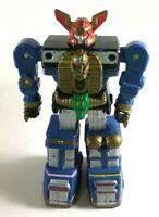 Zeo Megazord Power Rangers 5 inch Figure Zord Vintage Toy 1996 Ohranger Bandai