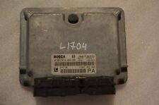 L-1704 OPEL ENGINE CONTROL UNIT ECU 24417166PA / 0281010456