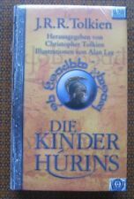 Die Kinder Húrins von J. R. R. Tolkien, Gebunden