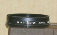 Tiffen Series 7, 58 M 7 Screw-In Adapter with Retaining Ring