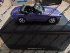Minichamps Porsche 968 Cabriolet 1994 Purple 1:43 400062331