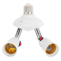 E27 Adjustable Lamp Holder LED Bulb Socket Base Adapter Household Supplies
