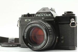 [ EXC Pentax KX Noir Reflex 35mm Caméra à Film Smc P 50mm F/1.4 Japon 899