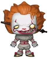 Pop! Vinyl--It (2017) - Pennywise with Wrought Iron US Exclusive Pop! Vinyl [RS]