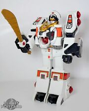 Mighty Morphin Power Rangers White Tiger tigerzord megazord works deluxe 1994
