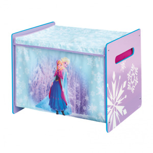 NEW Worlds Apart Disney Frozen Toy Box Fabric Free Shipping Clearance Stock